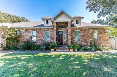 Irving Single Family Home For Sale: 702 Oakwood Drive