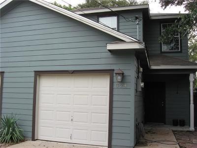 Dallas Half Duplex For Sale: 824 N Beckley Avenue
