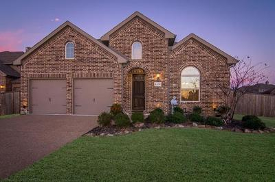 Prosper  Residential Lease For Lease: 1470 Southern Pines Court