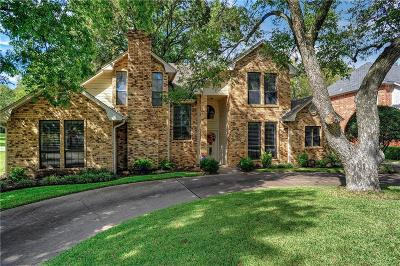 Sherman Single Family Home Active Option Contract: 2212 Post Oak Drive