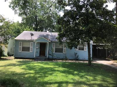 Garland Single Family Home For Sale: 1606 Davis Boulevard