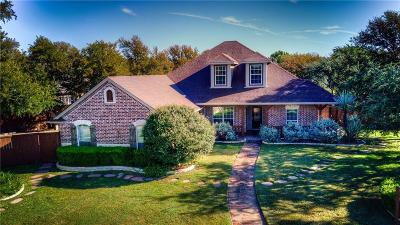 Aledo Single Family Home For Sale: 214 Mockingbird Lane