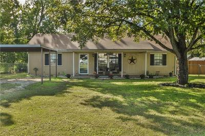 Granbury Single Family Home For Sale: 3712 Hartwood Drive