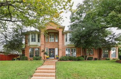 Flower Mound Single Family Home For Sale: 3400 Culwell Street
