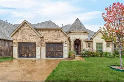 Colleyville Single Family Home Active Option Contract: 7020 Benjamin Way