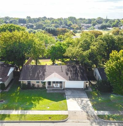 Farmers Branch Single Family Home For Sale: 13728 Littlecrest Drive