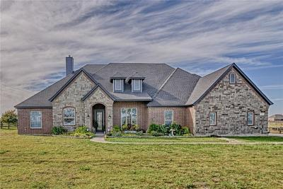 Johnson County Single Family Home For Sale: 7801 County Road 1005