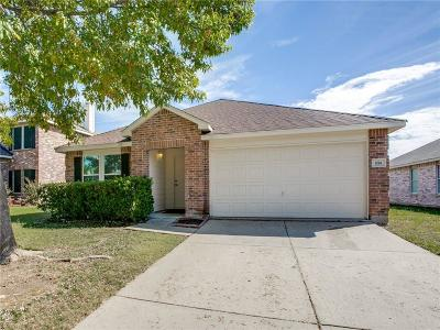 Wylie Single Family Home For Sale: 614 Pickwick Lane