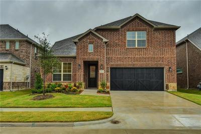 Allen Single Family Home For Sale: 713 Hawk Drive