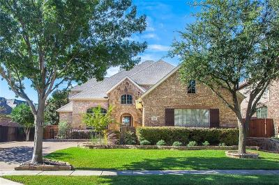 Mckinney Single Family Home For Sale: 1205 Thimbleberry Drive