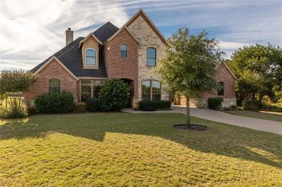 Cleburne Single Family Home For Sale: 7812 Retreat Boulevard