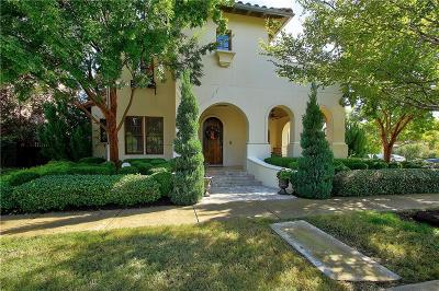 McKinney Single Family Home Active Option Contract: 2400 Addison Street