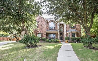 Mansfield Single Family Home For Sale: 2620 Vista Ridge Drive