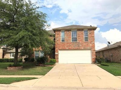 Fort Worth Residential Lease For Lease: 10432 Turning Leaf Trail
