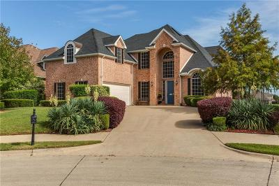 Rowlett Single Family Home Active Kick Out: 10006 Waterview Parkway