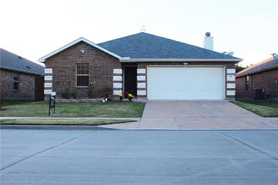 Lavon Single Family Home Active Option Contract: 740 Harrison Lane