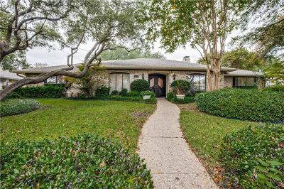 Single Family Home For Sale: 10515 Cox Lane