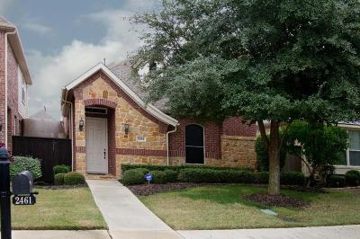 Lewisville Single Family Home For Sale: 2461 Sunderland Lane