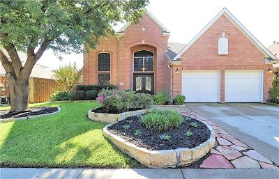 Flower Mound Single Family Home For Sale: 2117 Becket Drive