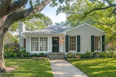 Highland Park Residential Lease For Lease: 4684 Belclaire Avenue