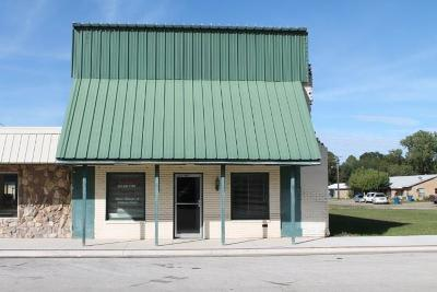Edgewood Commercial For Sale: 217 NE Front