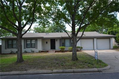 North Richland Hills Residential Lease For Lease: 4117 Carma Drive