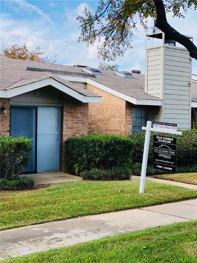 Colleyville Residential Lease For Lease: 2203 Maplewood Trail