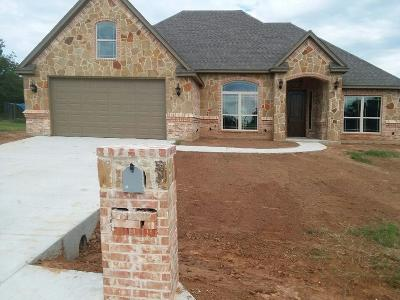 Springtown Single Family Home For Sale: 132 Lucy Kirk