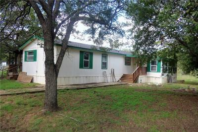 Eastland TX Single Family Home For Sale: $95,000