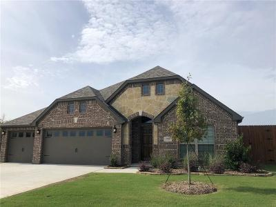 Van Alstyne Single Family Home For Sale: 1900 Shearwater Place