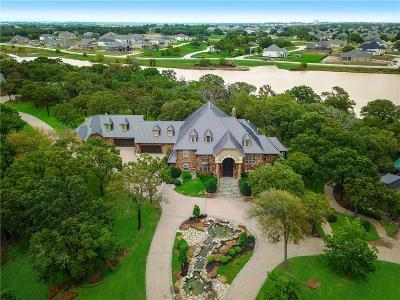 Flower Mound TX Single Family Home For Sale: $9,900,000