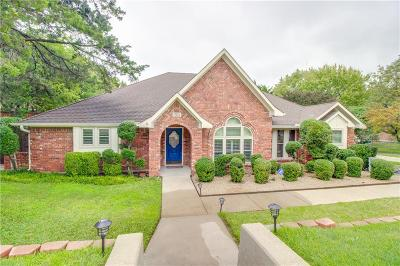 Cedar Hill Single Family Home Active Option Contract: 1921 Valley View Drive