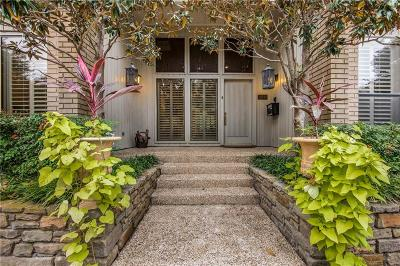 Dallas Single Family Home For Sale: 10819 Pagewood Place