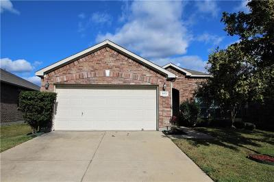 Forney Residential Lease For Lease: 2152 Cedar Park Drive