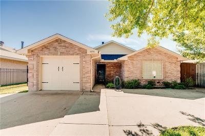Single Family Home For Sale: 4454 Tierra Drive