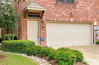 Lewisville Townhouse For Sale: 2565 Jacobson Drive