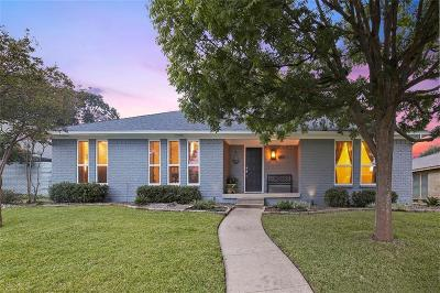 Dallas County Single Family Home For Sale: 8851 Kingsley Road