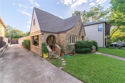Dallas Multi Family Home Active Option Contract: 6324 Velasco Avenue