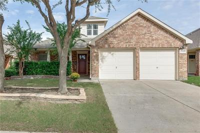 Fort Worth Single Family Home Active Kick Out: 12120 Macaroon Lane