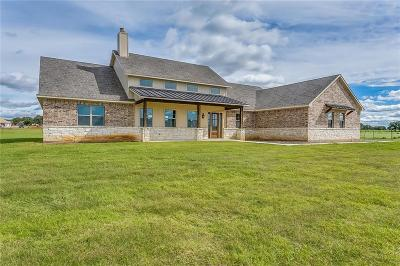 Millsap Single Family Home For Sale: 109 Consolation Drive