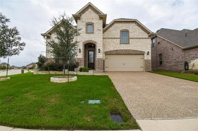 Lewisville Single Family Home Active Option Contract: 320 Prairie Hill Trail