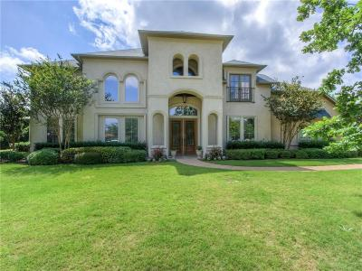 Mckinney Single Family Home For Sale: 5601 S Woodcreek Circle
