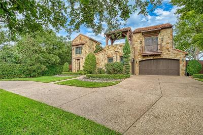 Southlake, Westlake, Trophy Club Single Family Home For Sale: 2105 N Carroll Avenue