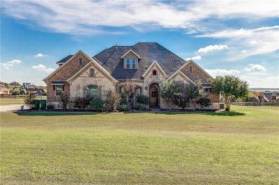 Ponder Single Family Home For Sale: 12611 Cartwright Trail