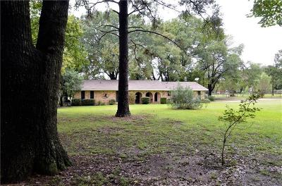 Combine Single Family Home For Sale: 470 Lanier Road