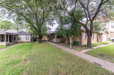 Dallas Multi Family Home For Sale: 5637 Winton Street