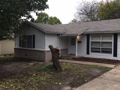 Haltom City Single Family Home For Sale: 3521 Haltom Road