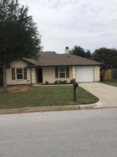 Azle Residential Lease For Lease: 1000 High Crest Drive