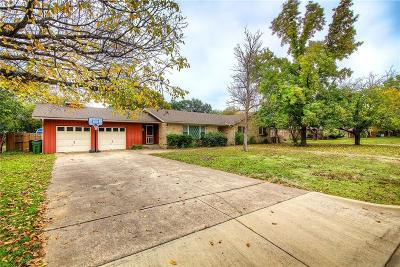 North Richland Hills Residential Lease For Lease: 4712 Catchin Drive