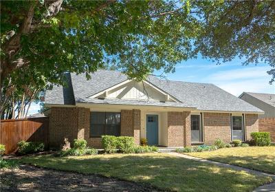 McKinney Single Family Home Active Option Contract: 3701 Seville Lane